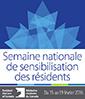 Semaine nationale de sensibilisation des résidents<br />Du 15 au 19 février 2016