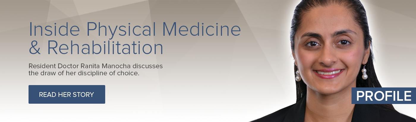 Inside Physical Medicine & Rehabilitation