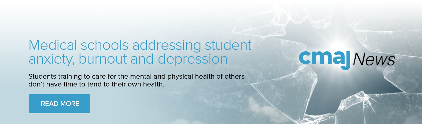 Medical schools addressing student anxiety, burnout and depression