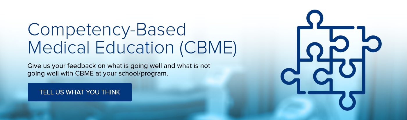 Competency-Based Medical Education (CBME)