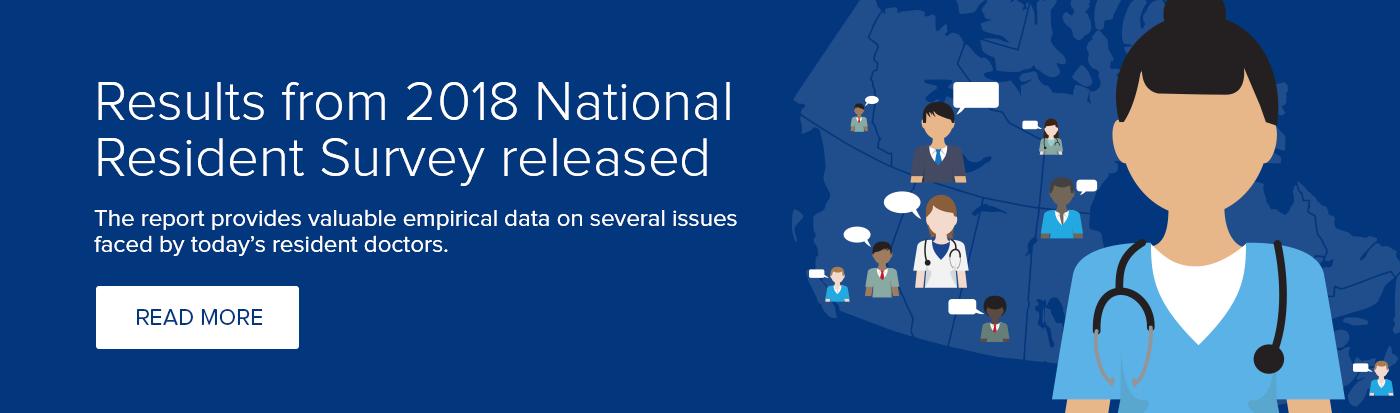 National Resident Survey 2018