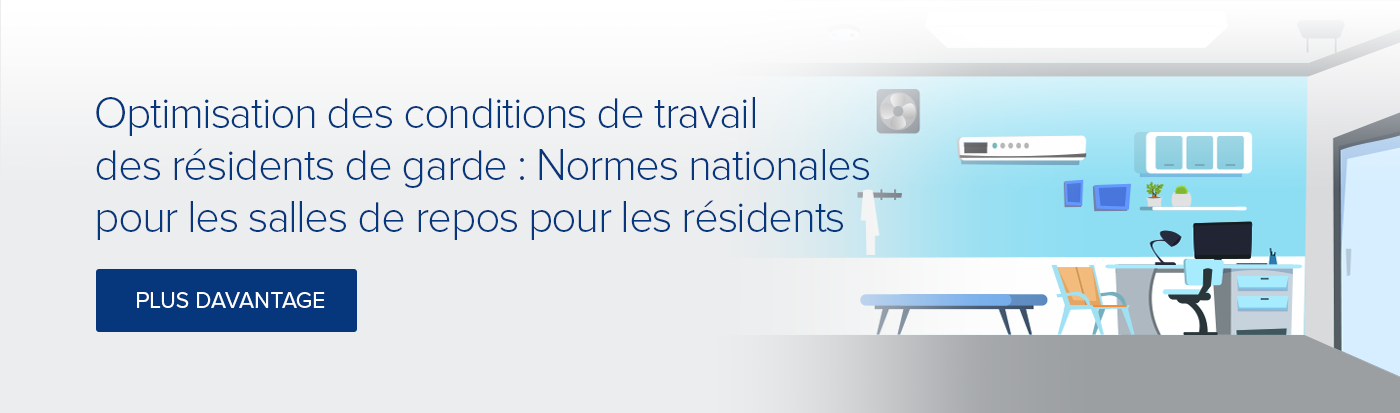 NORMES NATIONALES POUR LES SALLES DE REPOS POUR LES RÉSIDENTS
