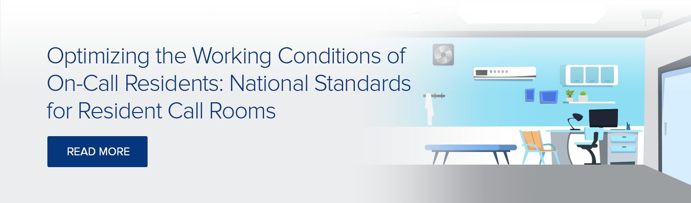 National Standards for Resident Call Rooms