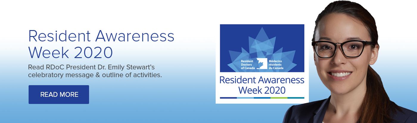 Resident Awareness Week 2020