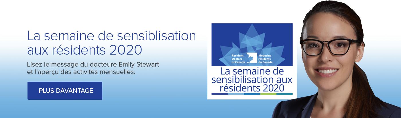 Resident Awareness Week 2020
