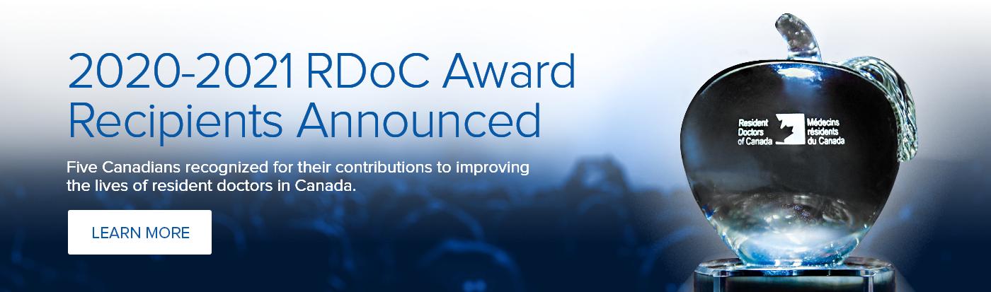 RDoc 2020-2021 Awards