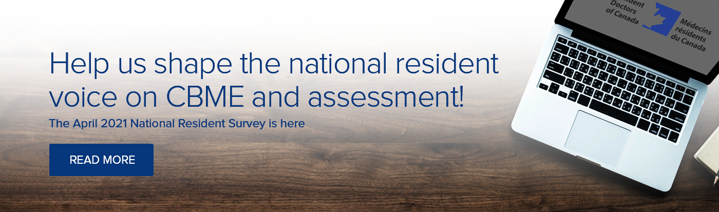 April 2021 National Resident Survey