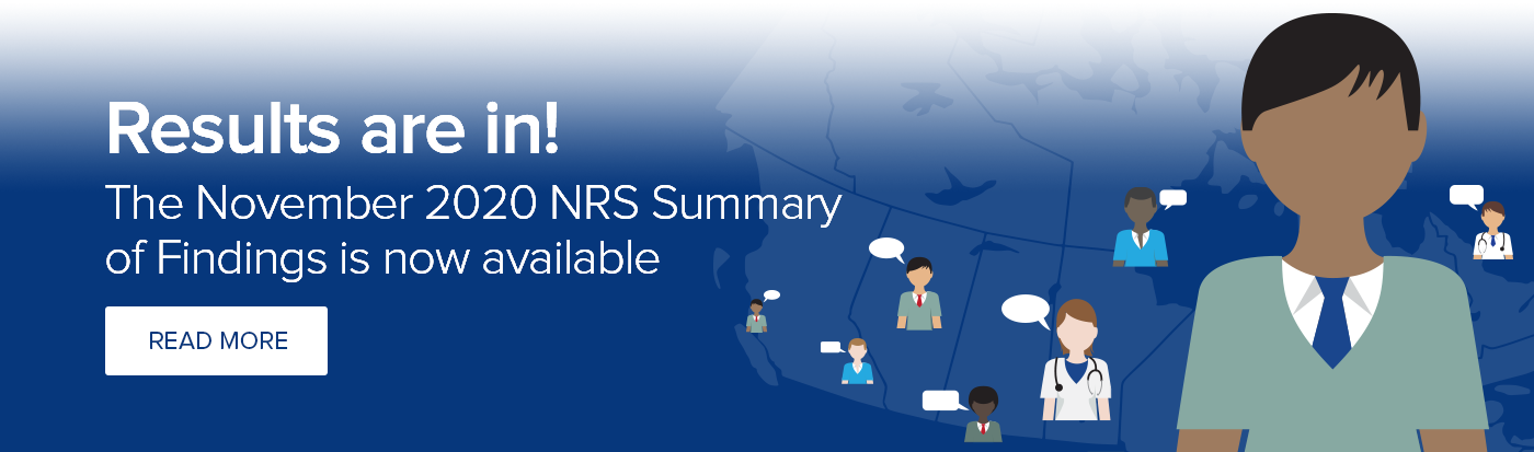 November 2020 NRS Summary of Findings release